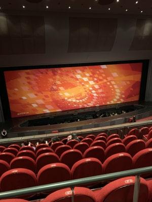 東京宝塚劇場立ち見席