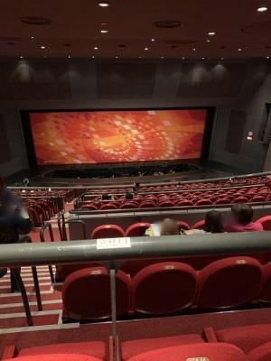 東京宝塚劇場2階席